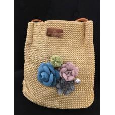 Sack Bag (Nude)