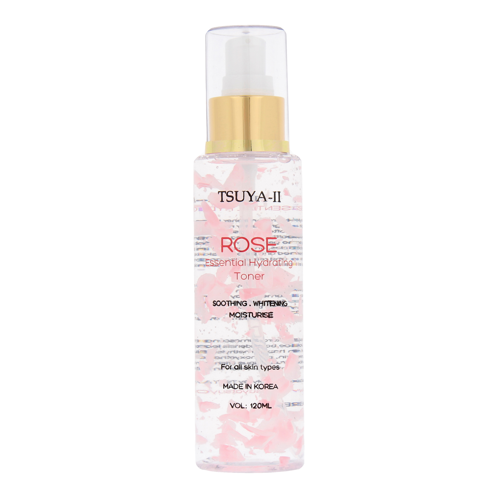 TSUYA -II Rose Essential Hydrating Toner