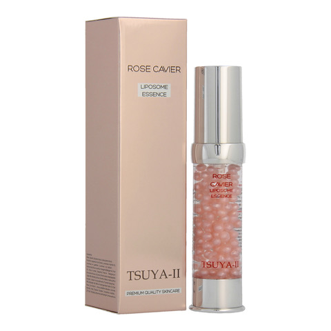 TSUYA -II  Rose Caviar Liposome  Essence