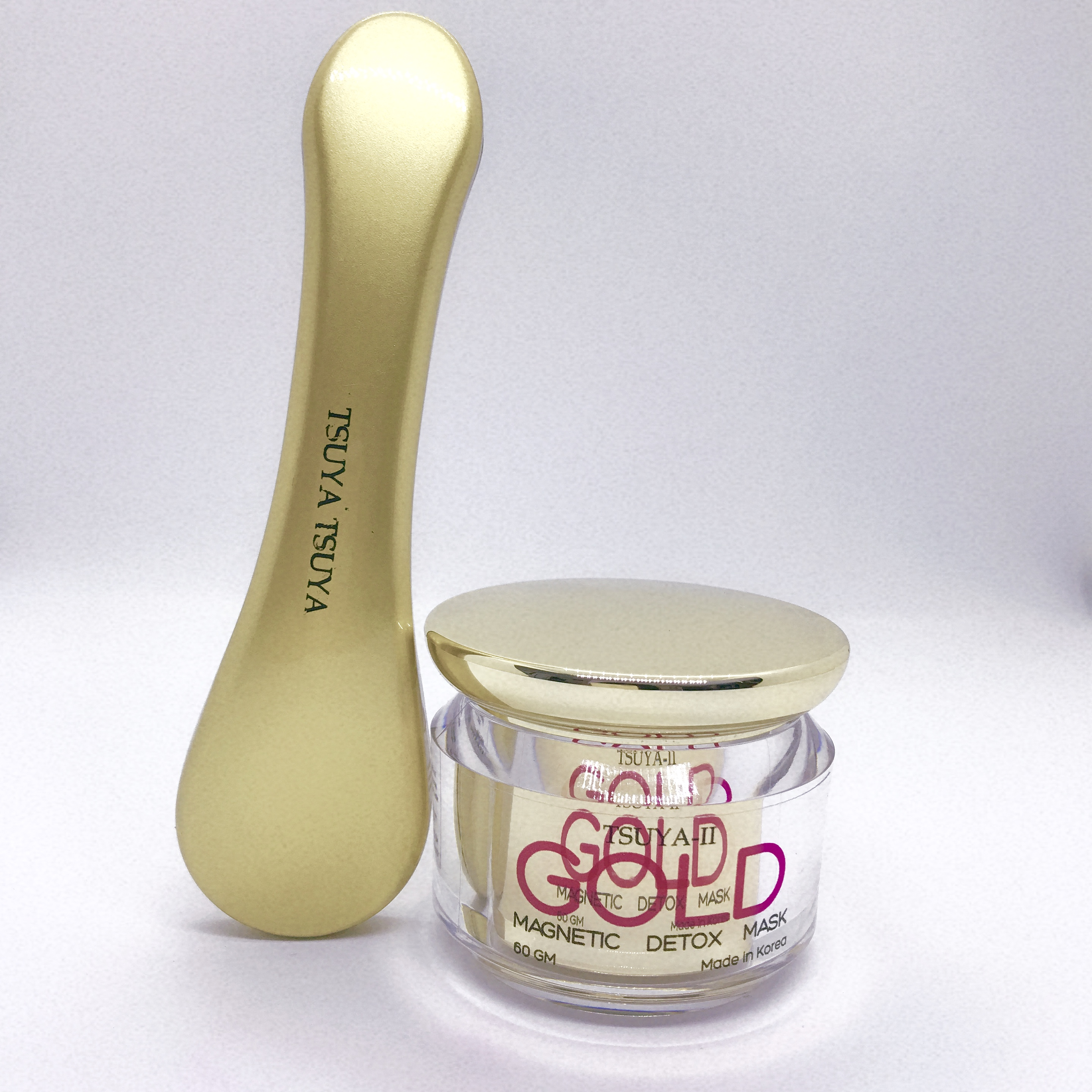 TSUYA II 24K Gold Magnetic Detox Mask