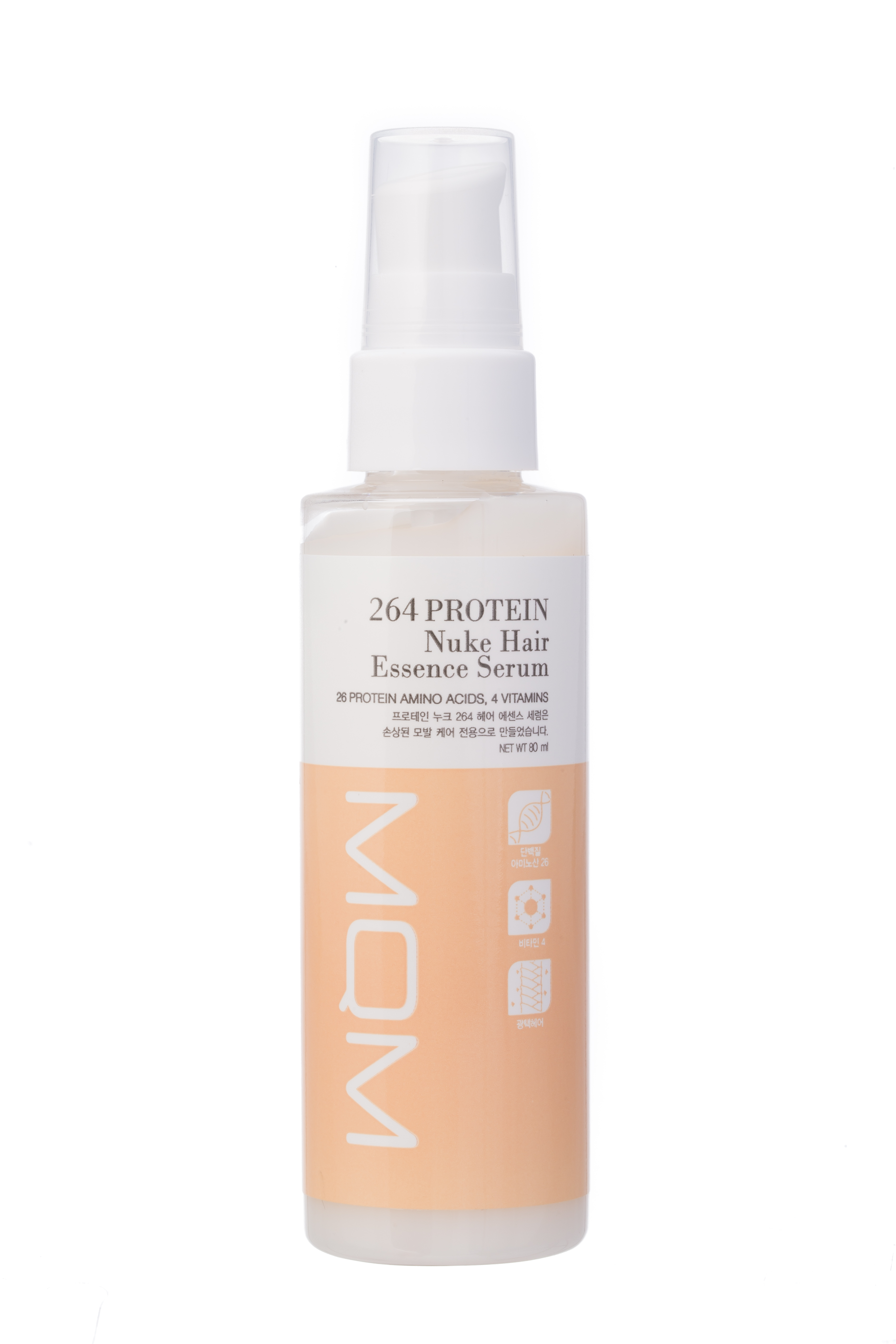 MQM 264 PROTEIN NUKE HAIR ESSENCE SERUM